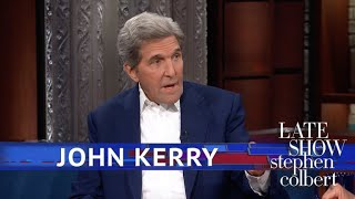 Download John Kerry Wishes White House Aides Didn't Have To Resist Video