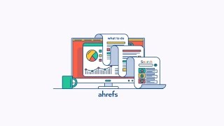 Download Motion Graphics Infographic - Ahrefs 2D Video