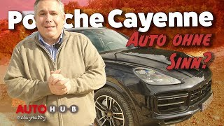 Download Porsche Cayenne Turbo (2018) - Erste Testfahrt Video