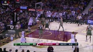 Download NBA Giannis Antetokounmpo vs LeBron James Duel | Full Game Highlights | Dec 21 | 2016-2017 Season Video