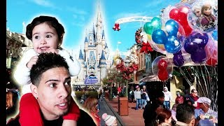 Download SURPRISING OUR DAUGHTER WITH TRIP TO DISNEY WORLD!!! Video