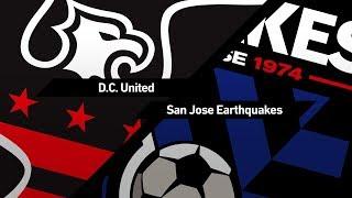Download Highlights: D.C. United vs. San Jose Earthquakes   September 23, 2017 Video