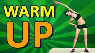 Download Warm Up Exercises Before Workout [Stretching Pre Workout] Video