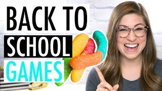 Download THE BEST BACK TO SCHOOL ACTIVITIES!   Icebreakers and Community Building Games Video