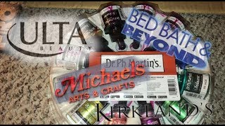 Download Dumpster Diving At Ulta ,Bed Bath and Beyond , Michael's, Video