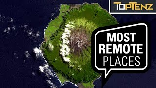 Download Top 10 Most Remote Places in the World Video