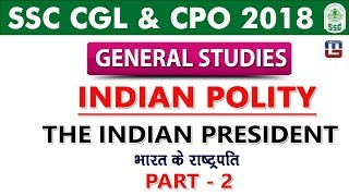 Download The Indian President | Part 2 | SSC CGL 2018 | CPO 2018 | GS | Live at 7 PM Video