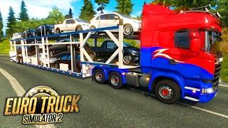 Euro Truck Simulator 2 Mods Ford Cargo 815 Ultragaz Para 1 26 Oohh