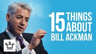 Download 15 Things You Didn't Know About Bill Ackman Video