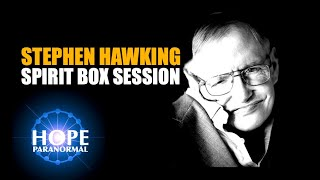 Download I ask about Stephen Hawking, I get answers Video