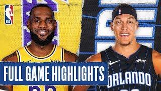 Download LAKERS at MAGIC | FULL GAME HIGHLIGHTS | December 11, 2019 Video