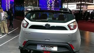Download Tata Nexon Aero Customisation Kit at Auto Expo 2018 - All the details #ShotOnOnePlus Video