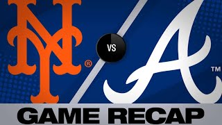 Download 2-run HRs from Freeman, Donaldson lift Braves | Mets-Braves Game Highlights 6/19/19 Video