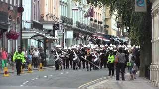 Download Royal Marines Band - Changing of the Guard, Windsor - July 2014 Video