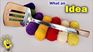Download WOW !!! Best Idea Out of Turner and Thread || DIY Wall hanging Making at Home 2018 || Handmade Craft Video