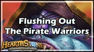 Download [Hearthstone] Flushing Out The Pirate Warriors Video