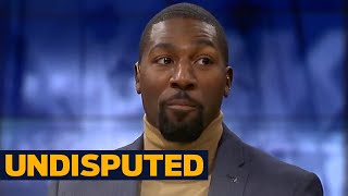 Download Greg Jennings offers a honest critique of his former QB Aaron Rodgers   UNDISPUTED Video