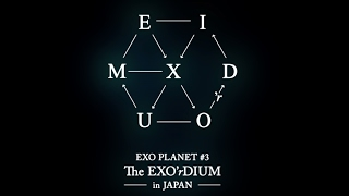 Download EXO / LIVE DVD&Blu-ray「EXO PLANET #3 – The EXO'rDIUM in JAPAN」ティザー映像 Video