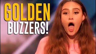 Download ALL 5 GOLDEN BUZZERS on America's Got Talent 2018!!! Video
