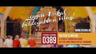 Download A Magyarországi Krisna-tudatú Hívők Közösségének 1%-os reklámfilmje Video