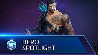 Download Hanzo Spotlight - Heroes of the Storm Video
