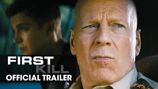 Download First Kill (2017 Movie) Official Trailer - Bruce Willis, Hayden Christensen Video