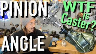 Download Pinion Angle - WTF is Caster? - The Roadhouse Video