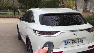 Download DS7 Crossback - Cool features of the French President Car - POV Walkaround Video