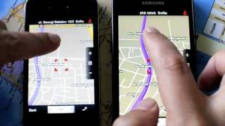 Download Samsung Galaxy S2 vs iPhone4 - part1 Video