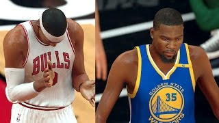 Download NBA 2K17 4K Play Now - 1st Warriors Opponent! Bulls PS4 Pro Video