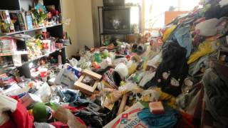 Download Hoarder house turned into a beautiful home. Before and After Video