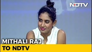 Download Looking Forward For An Intense Competition Against South Africa: Mithali Raj Video