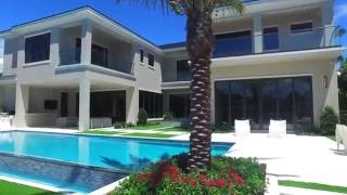 Download Contemporary Dockside Multi Million Dollar Home Video