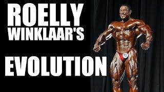 Download Roelly Winklaar's Evolution Video