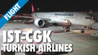 Download Flight Report: Istanbul - Jakarta with Turkish Airlines Video