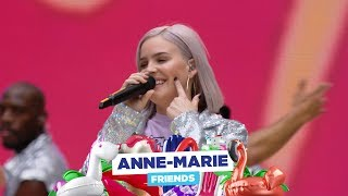 Download Anne-Marie - 'FRIENDS' (live at Capital's Summertime Ball 2018) Video
