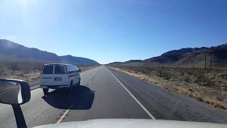 Download BigRigTravels LIVE! Coyote Springs, Nevada to Willow Beach, Arizona US 93 South-Nov. 18, 2017 Video