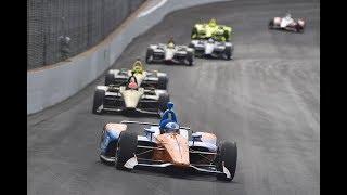 Download IndyCar día 1 practica 500 millas de Indianapolis 2019 Video