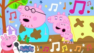 Download Peppa Pig Official Channel 🌟 Jumping in Muddy Puddles 🎵 Peppa Pig My First Album 10# Video