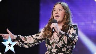 Download Simon Cowell halts singer Jodi Bird's audition but she fights back | Britain's Got Talent 2014 Video