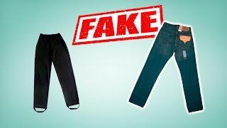 Download Джинсы Levi's 501 Original real vs fake. Как распознать подделку? Video