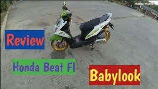 Download Review Honda Beat FI Babylook - Mothaimotovlog #1 Video