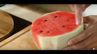 Download วิธีการเอาเมล็ดแตงโมออกแบบง่ายๆ l รู้หรือไม่ - DYK Video
