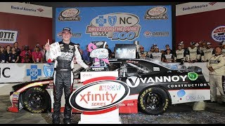 Download Recap: Alex Bowman captures the checkered flag at Charlotte Video