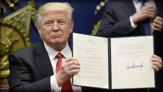 Download TRUMP'S NEW REVISED IMMIGRATION ORDER DROPS EXPLICIT LANGUAGE THAT IS TURNING HEADS ACROSS THE WORLD Video