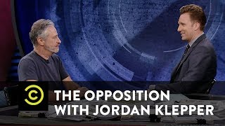 Download The Opposition w/ Jordan Klepper - Jon Stewart Talks ″Night of Too Many Stars″ Video