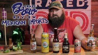 Download Alabama Boss Tries Some Mexican Import Beers | Craft Brew Review Video