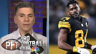 Download Offseason examination: Can Pittsburgh overcome losing Brown?   Pro Football Talk   NBC Sports Video