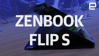 Download ZenBook Flip S   Hands-On Video