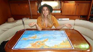 Download Finally we're Sailing again! BUT WHERE SHALL WE GO? (Sailing La Vagabonde) Ep. 86 Video